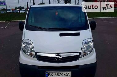 Opel Vivaro груз. 2013 в Ровно