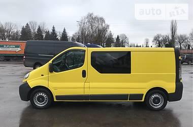Opel Vivaro пасс. MAXI 1.9     A/C   2006