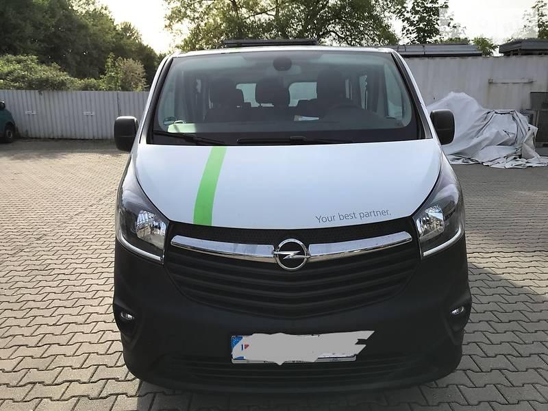 Opel Vivaro пасс. 2015 в Виннице