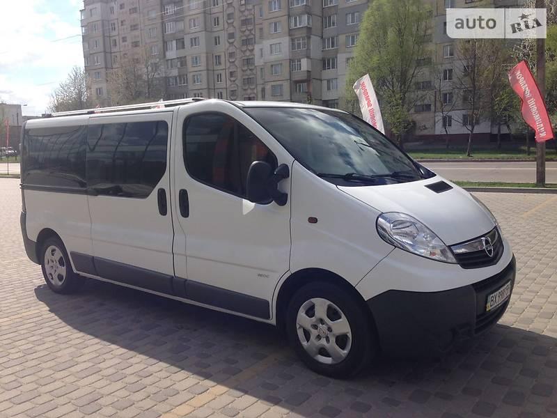 Opel Vivaro пасс. 2011 в Хмельницькому