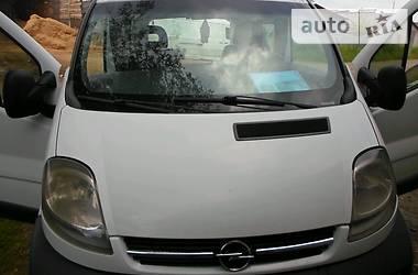 Opel Vivaro пасс. 2003 в Вижнице