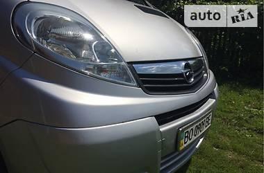 Opel Vivaro пасс. 2007 в Зборове