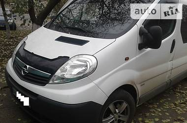 Opel Vivaro пасс. 2008 в Донецке