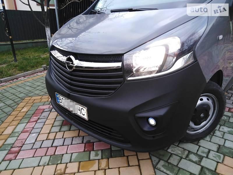 Opel Vivaro пасс. 2015 года в Львове
