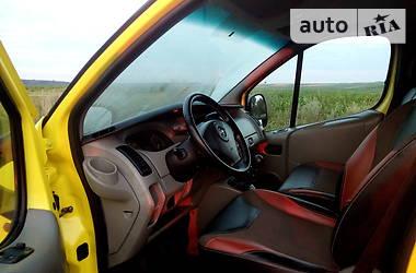 Opel Vivaro пасс. 2009 в Нововолынске