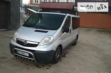 Opel Vivaro пасс. 2007 в Турке