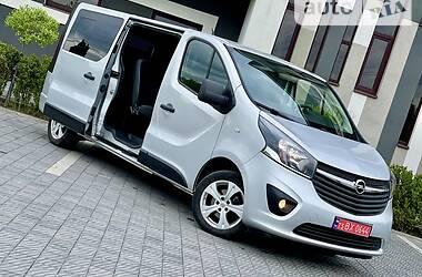 Минивэн Opel Vivaro пасс. 2017 в Львове