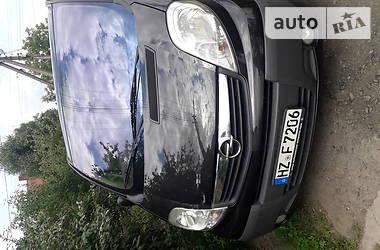 Минивэн Opel Vivaro пасс. 2010 в Луцке