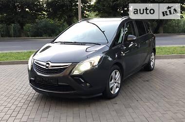 Opel Zafira Tourer 2014 в Луцке