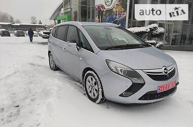 Opel Zafira Tourer 2014 в Луцьку