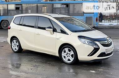 Opel Zafira Tourer 2012 в Харкові