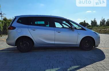 Минивэн Opel Zafira Tourer 2016 в Стрые