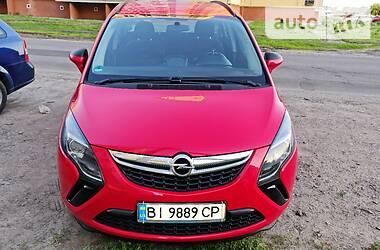 Универсал Opel Zafira Tourer 2013 в Полтаве