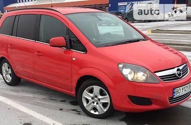 Opel Zafira 1.7CDTI 2012