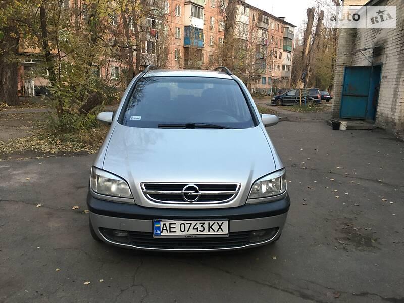 Opel Zafira 2004 в Кривом Роге