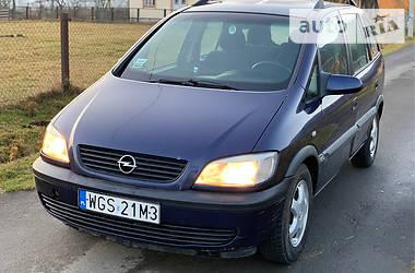 Opel Zafira 2000 в Верховине