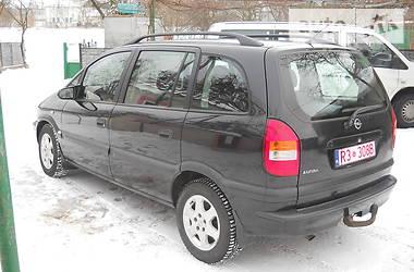 Opel Zafira 2002 в Остроге