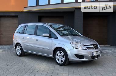 Opel Zafira 2009 в Ивано-Франковске