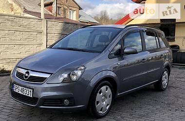 Opel Zafira 2006 в Львове