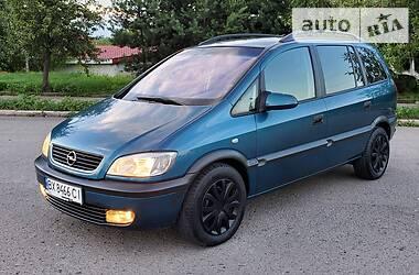 Opel Zafira 2001 в Хмельницком