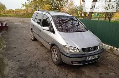 Opel Zafira 2001 в Локачах