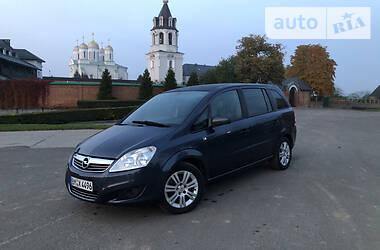 Opel Zafira 2010 в Владимир-Волынском