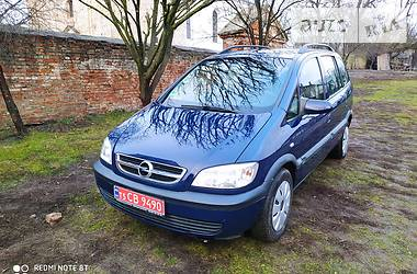 Opel Zafira 2005 в Ровно
