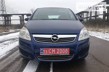 Opel Zafira 2009 в Калуше