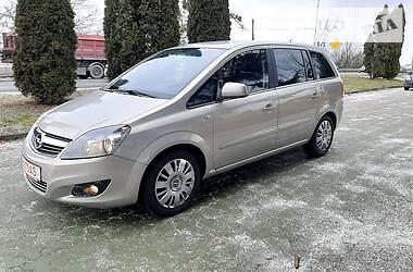 Opel Zafira 2011 в Дубно