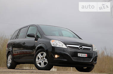 Opel Zafira 2009 в Трускавці