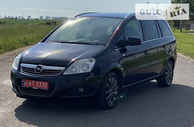 Минивэн Opel Zafira 2010 в Луцке