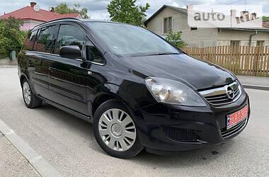 Универсал Opel Zafira 2011 в Бережанах