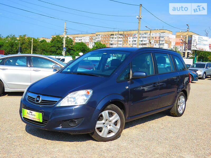 Минивэн Opel Zafira 2009 в Кропивницком