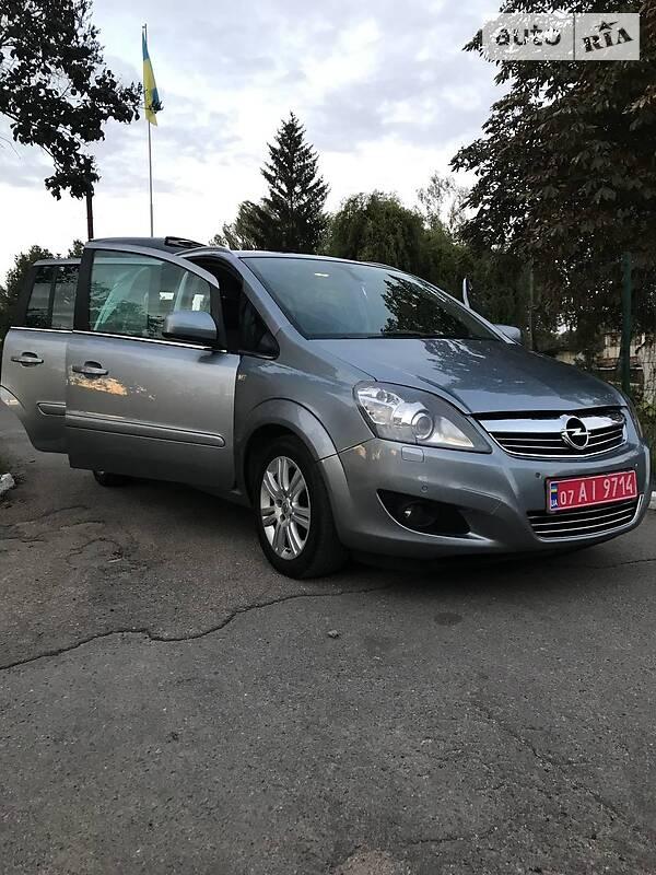 Opel Zafira COSMO LED Clima 7 m
