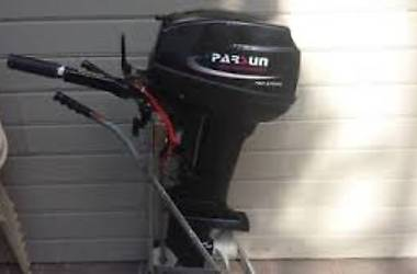 Parsun F 15 2015