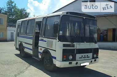 Городской автобус ПАЗ 32051 2002 в Белгороде-Днестровском