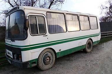 ПАЗ 3205 2005 в Сколе