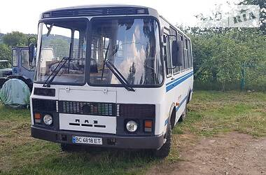 ПАЗ 3205 2006 в Бориславе