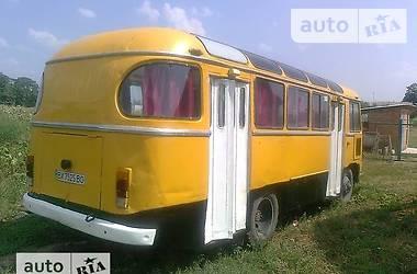 ПАЗ 672м 1987