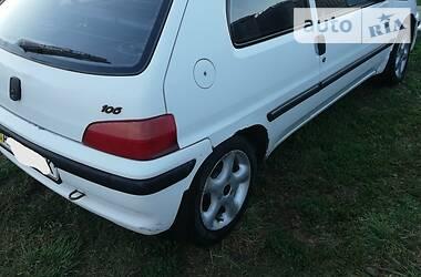 Peugeot 106 1996 в Ивано-Франковске