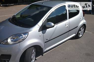 Peugeot 107 Black&Silver