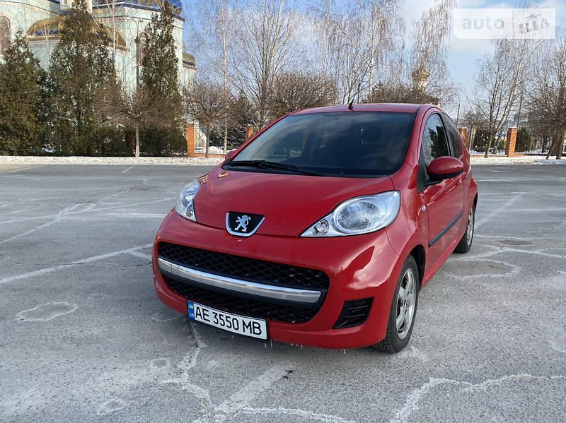 Peugeot 107 2011 в Кривом Роге