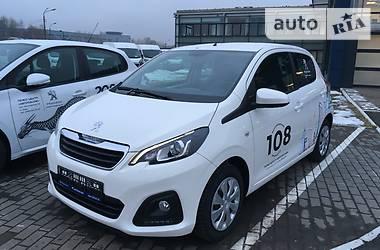 Peugeot 108 2018 в Киеве