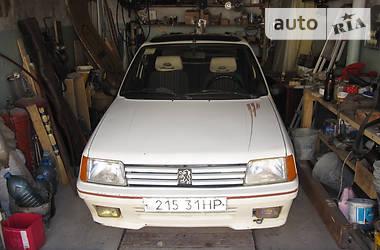 Peugeot 205 1988 в Запорожье