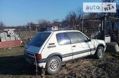 Peugeot 205 1987 в Днепре
