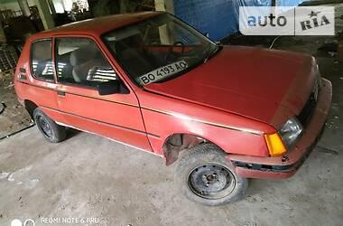 Peugeot 205 1986 в Черновцах