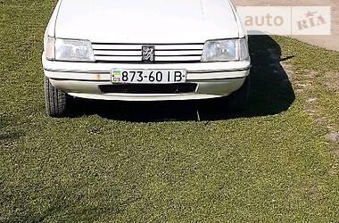 Peugeot 205 1989 в Ивано-Франковске
