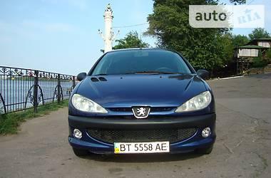 Peugeot 206 Sedan 2008 в Новой Каховке