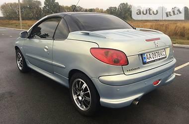 Peugeot 206 СС 2004 в Киеве