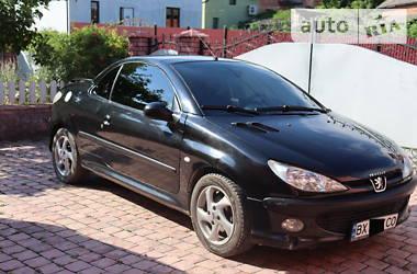 Peugeot 206 СС 2003 в Каменец-Подольском